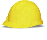 CSA SAFETY TYPE 2 YELLOW HARD HAT