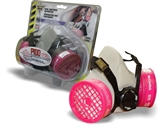DUAL CARTRIDGE/LEAD MASK ASBESTOS RESPIRATOR