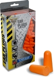 100 PACK SOFT FOAM EAR PLUGS