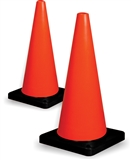 "18"" 3LB WEIGHTED TRAFFIC CONE"