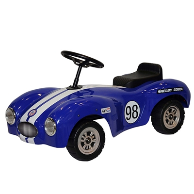 RIDEON SHELBY COBRA BLUE