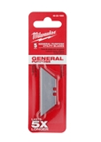 General Purpose Utility Blades - 5 Pack