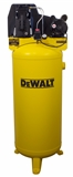DEWALT VERTICAL 60 GALLON COMPRESSOR