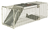 "18"" X 5"" X 5"" SINGLE PACK LIVE ANIMAL TRAP"