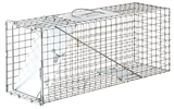 "24"" X 7"" X 7"" SINGLE PACK LIVE ANIMAL TRAP"