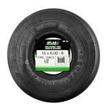 ATLAS 15 X 6.00-6 RIB TIRE