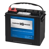 12 VOLT, GROUP 24DC, 550 CCA, DUAL PURPOSE BATTERY