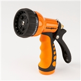 NOZZLE 7 PATTERN PULL ORANGE