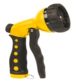 NOZZLE 7 PATTERN PUSH YELLOW