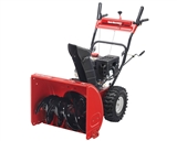 "Yard Machines 24"" 208cc Two-Stage Snow Blower"