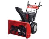 "YARD MACHINES 28"" TWO STAGE 277CC SNOW BLOWER"