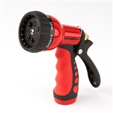 NOZZLE RED MULTI PATTERN