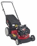 "Troy-Bilt TriAction™ 21"" 163cc 3-in-1 Push Lawn Mower"