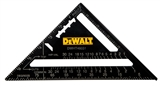 "DEWALT 7"" QUICK SQUARE"