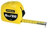 26' STANLEY TAPE MEASURE