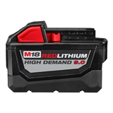 BATTERY LITHIUM HD 9.0 BATTERY