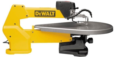 "DEWALT  20"" SCROLL SAW"