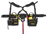 DEWALT 19 POCKET SUSPENDER COMBO TOOL BELT