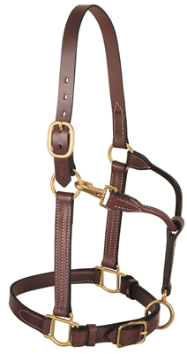 3 IN 1 ALL PURPOSE MAHOGANY HALTER