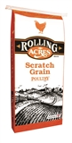 25KG ROLLING ACRES SCRATCH & PECK GRAIN POULTRY FEED