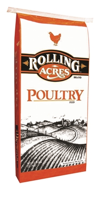 25KG ROLLING ACRES POULTRY LAYER FEED