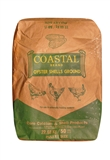 50LBS COSTAL BRAND OYSTER SHELL