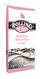 25KG ROLLING ACRES RABBIT BREEDER RABBIT FEED
