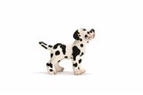 FIGURINE GREAT DANE PUPPY