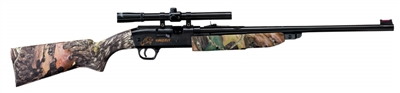 DAISY GRIZZLY CAMO BB GUN WITH SCOPE
