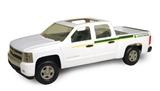1:16 BIG FARM JOHN DEERE DEALER CHEVROLET SILVERADO