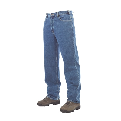 WORK KING LINED JEANS SIZE 40-32