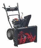 "YARD MACHINES 22"" TWO-STAGE GAS SNOW BLOWER"