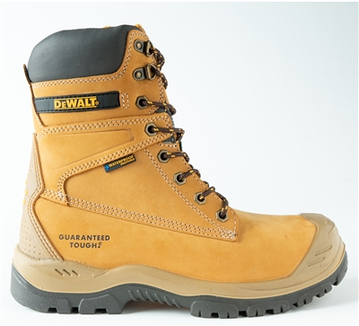 "MENS 8"" DEWALT INSULATED SPARK WORK BOOTS"