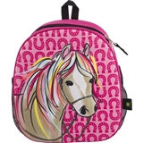 BACKPACK JD YTH HORSE PNK