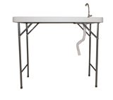 MULTI PURPOSE FOLDING TABLE WITH SINK