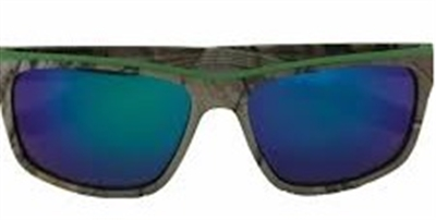 SUNGLASS RT WASATCH CAMO-GRN