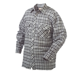 MEN'S FRONT SNAP FLANNEL SHIRT