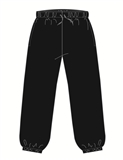 MEN'S NYLON FLEECE SNOW PANTS