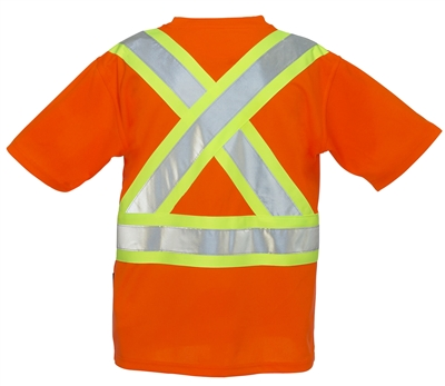 SAFETY SHORT SLEEVE T-SHIRTS