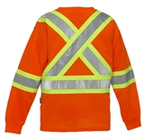 SAFETY LONG SLEEVE T-SHIRTS