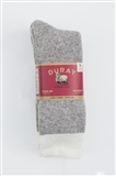 3 pack THERMAL Socks Grey size 10-13