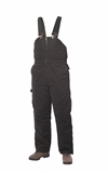 WORK KING GEAR LINED BIB OVERALLS