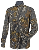 SHIRT LG FLEECE CAMO