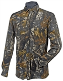 SHIRT 2X FLEECE CAMO