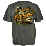 T-SHIRT S CHOOT 'EM TREE SHAKA