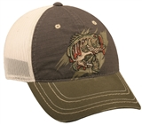 CAP ZOMBIE BASS MESH BACK
