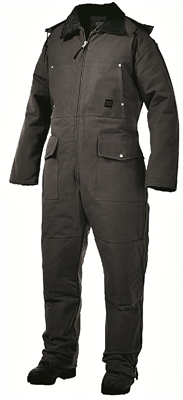 MEN'S HEAVY WEIGHT LINED COVERALLS