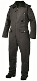 MEN'S TOUGH DUCK HEAVYWEIGHT LINED OVERALLS SIZE LG