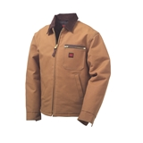 MEN'S QUILT LINED CHORE JACKETS