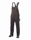 UNLINED WASHED DUCK OVERALLS